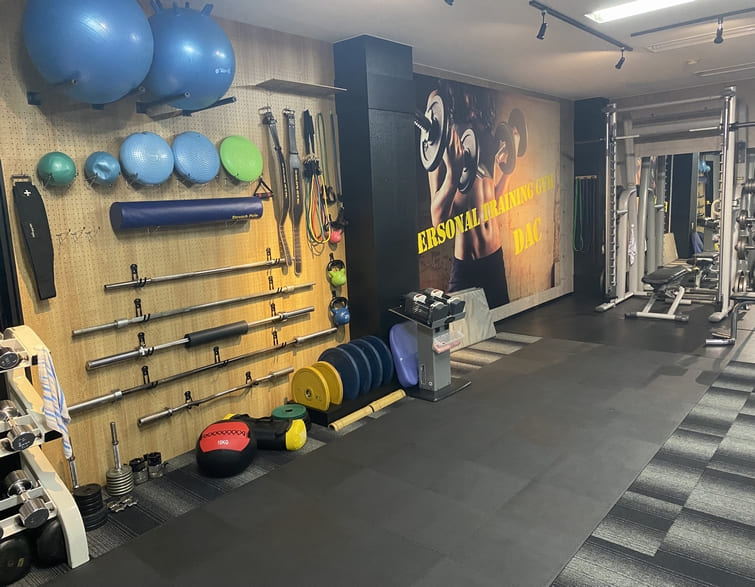 パーソナルトレーニングジム ダック 札幌店の画像